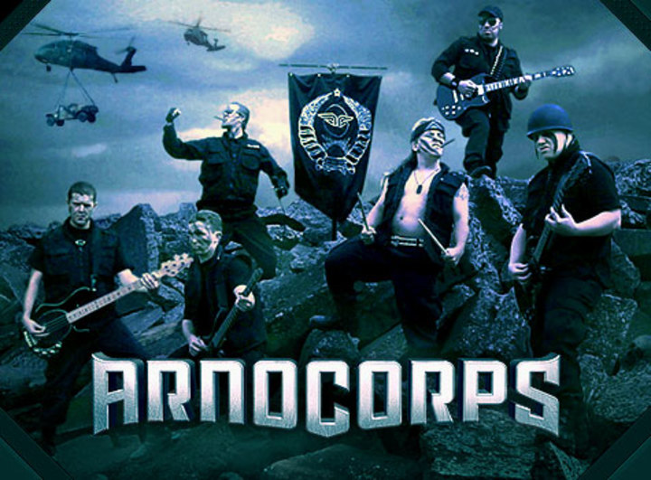 ArnoCorps @ The Classic Grand - Glasgow, United Kingdom