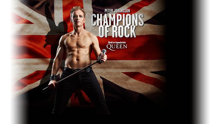 Champions of Rock @ Lyceum Theatre - Crewe, United Kingdom