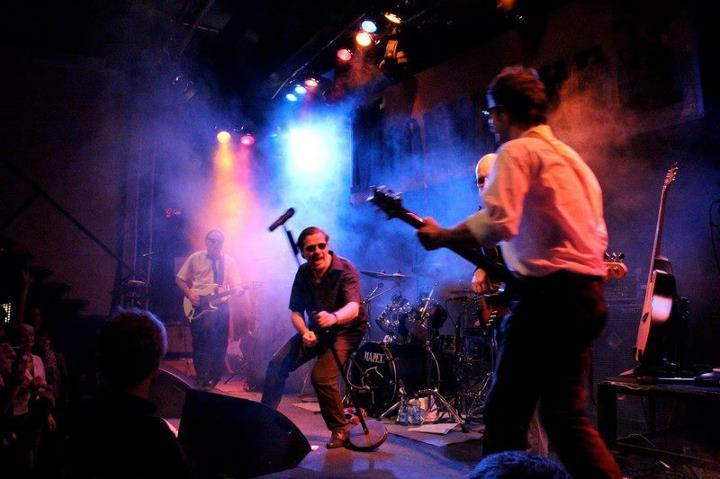 Bluesaholics Tour Dates