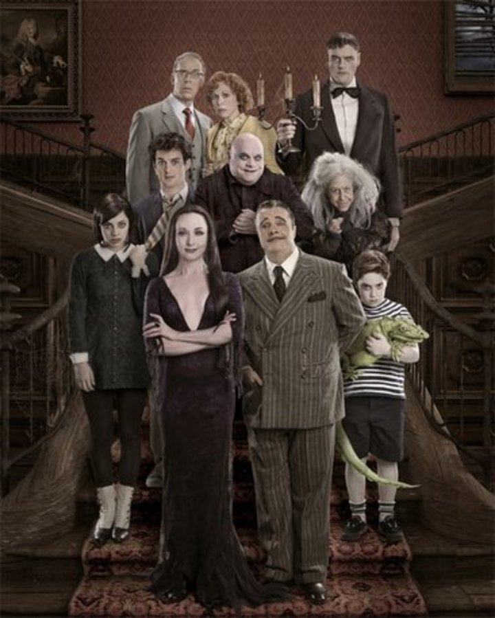 The Addams Family Musical Tour Dates