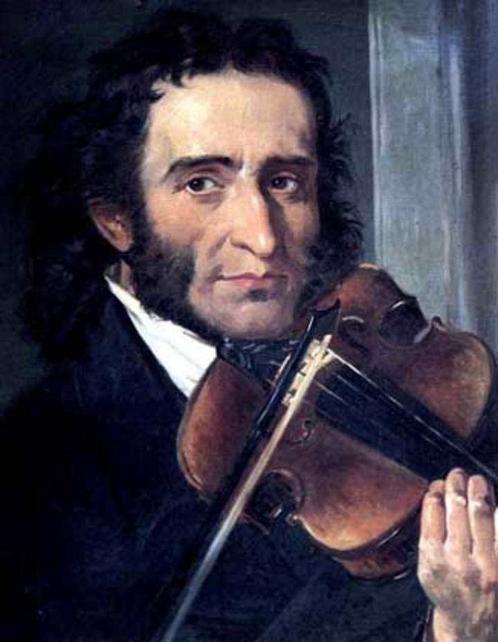 Niccolò Paganini Tour Dates