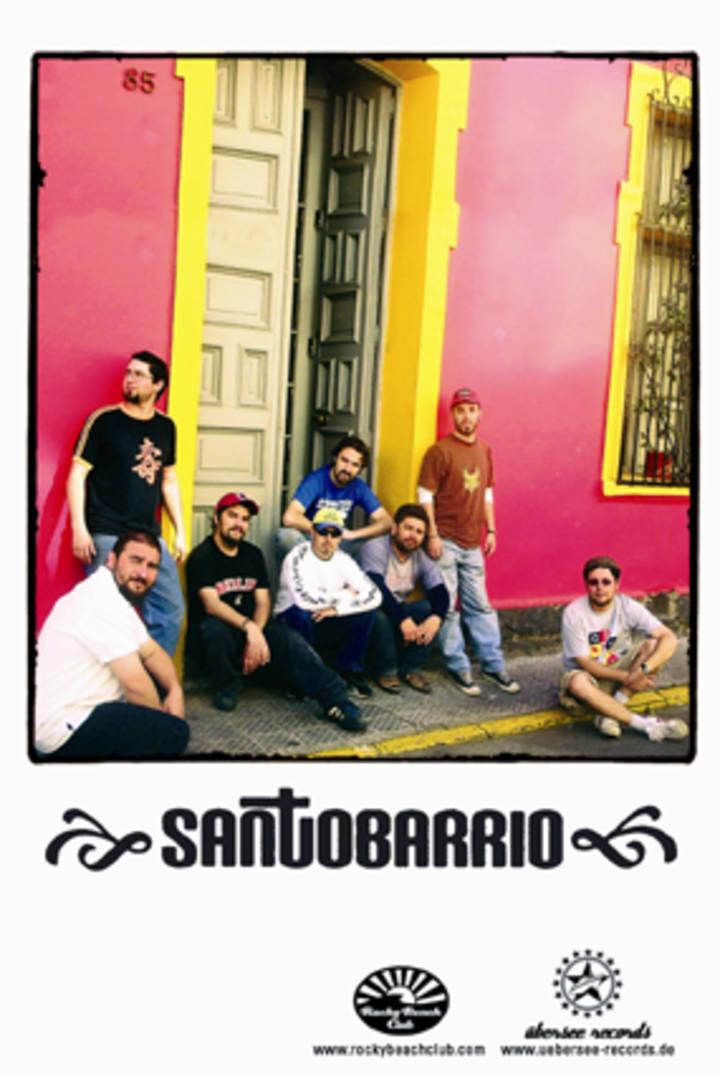Santo Barrio Tour Dates