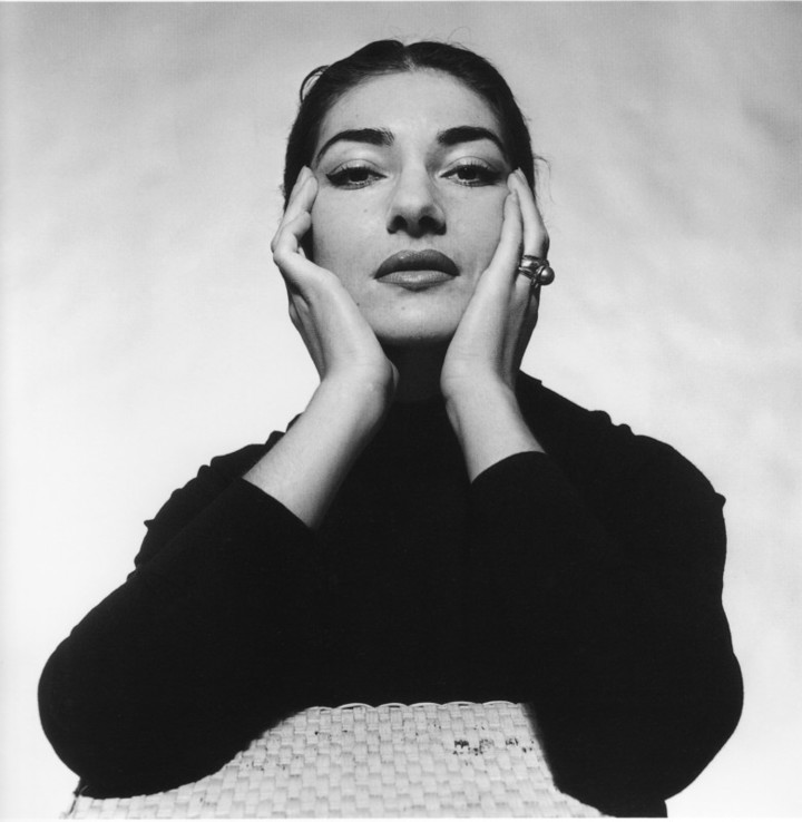 Maria Callas Tour Dates