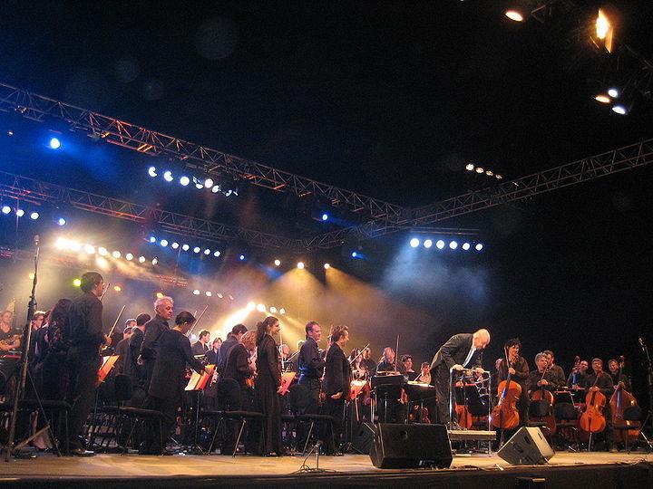 Philharmonieorchester Straßburg Tour Dates