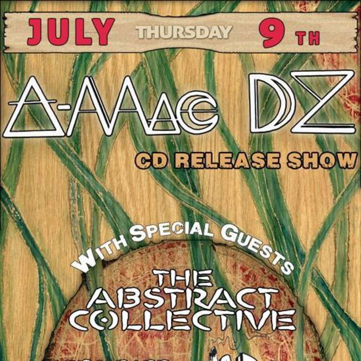 A-Mac DZ @ Gothic Theatre - Englewood, CO