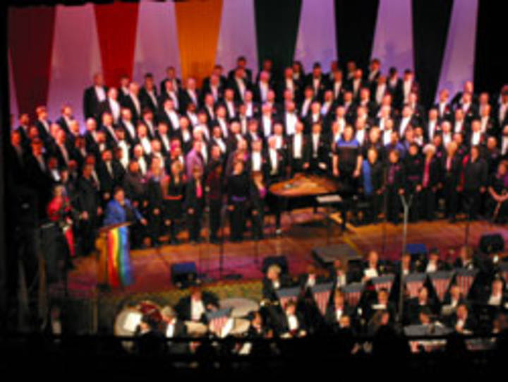 San Francisco Gay Men's Chorus Tour Dates