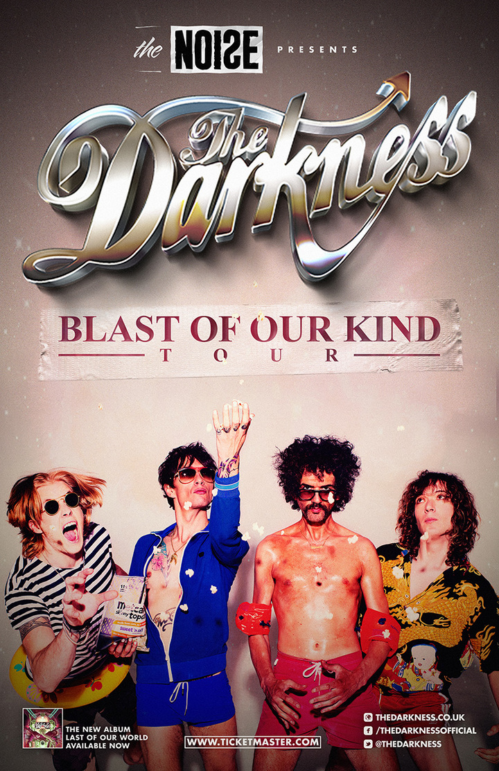the darkness - chicago concert tickets - the darkness house of