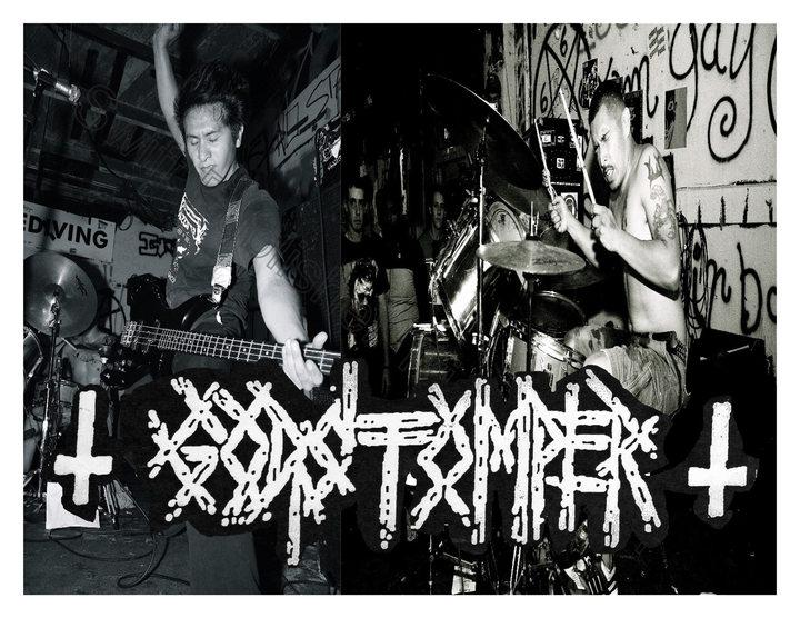Godstomper Tour Dates