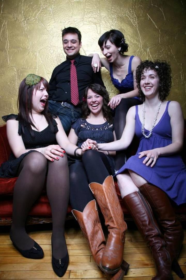 Chic Gamine @ Arden Theatre - St Albert, Canada