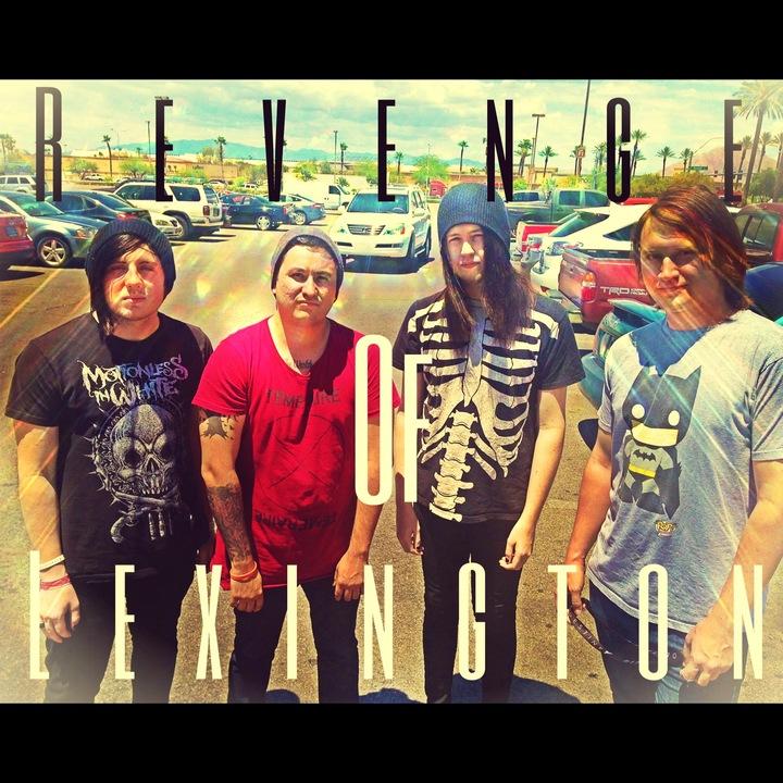 Revenge of Lexington Tour Dates
