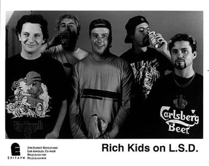 Rich Kids on LSD Tour Dates