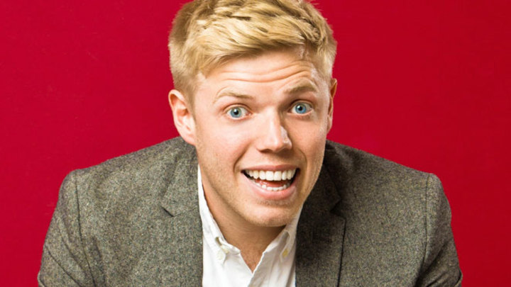 Rob Beckett @ William Aston Hall - Wrexham, United Kingdom
