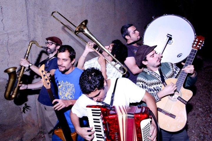 Gypsy Ska Orquesta Tour Dates