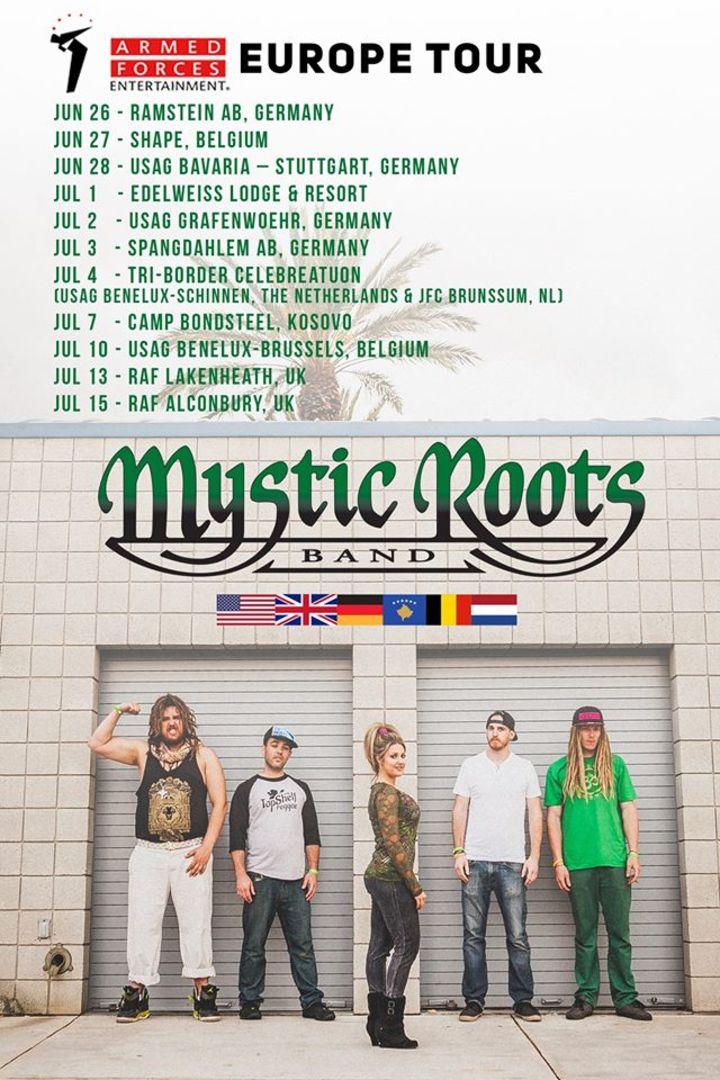 Mystic Roots @ Astoria - Astoria, OR