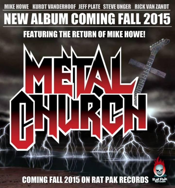Metal Church @ Revolution Bar & Music Hall - Amityville, NY