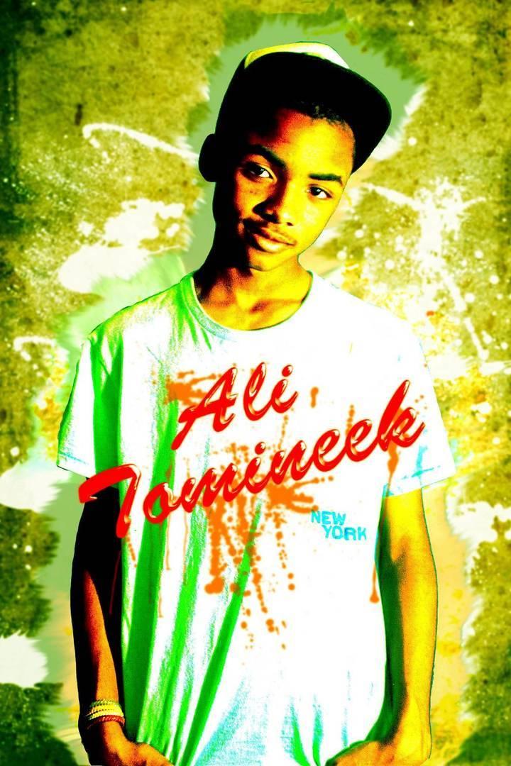Ali Tomineek Tour Dates