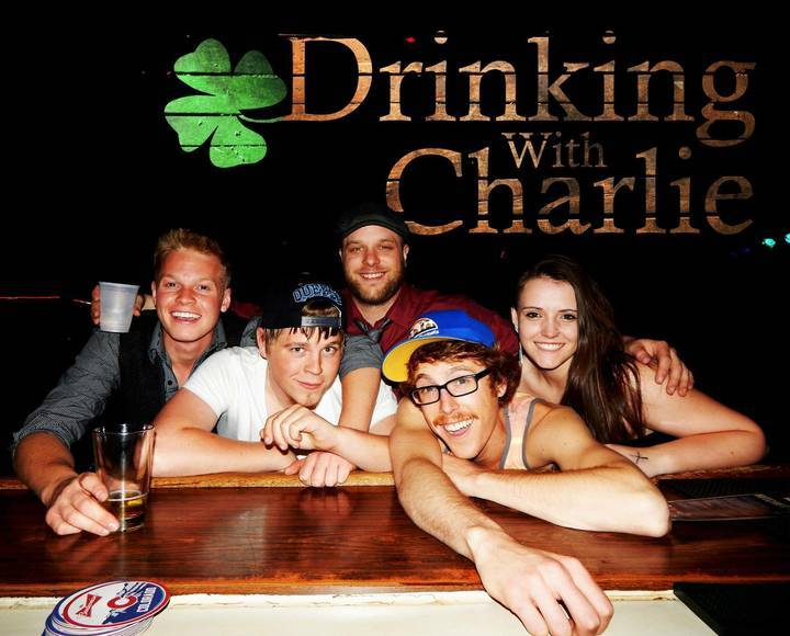 Drinking with Charlie Tour Dates