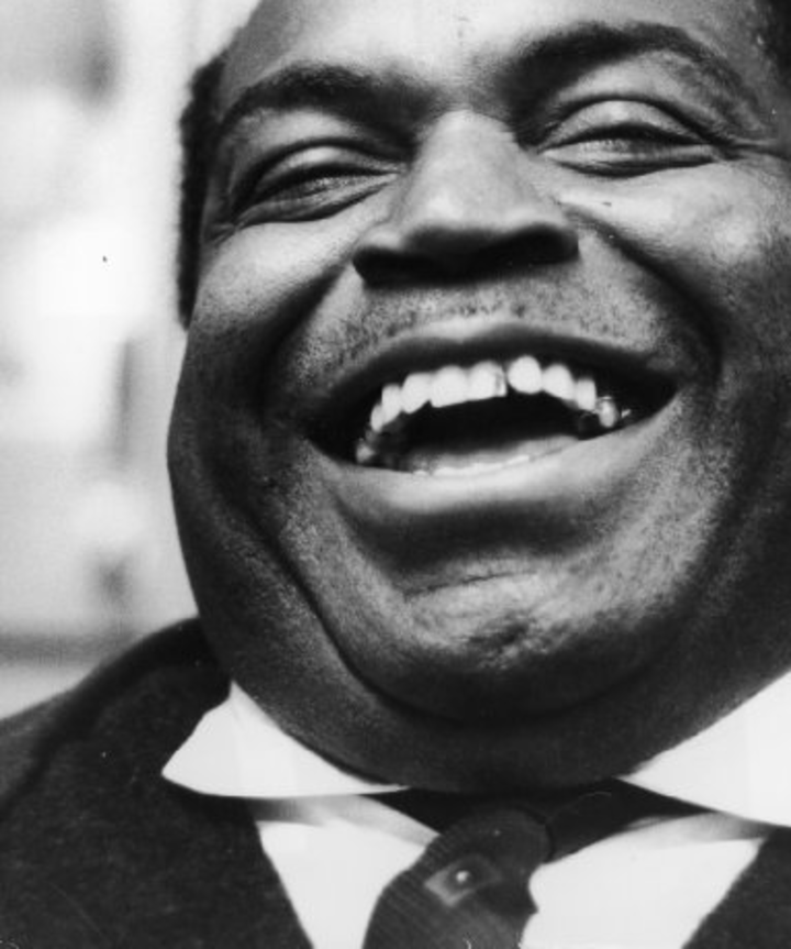 Willie Dixon @ LE GRANIT - Belfort, France