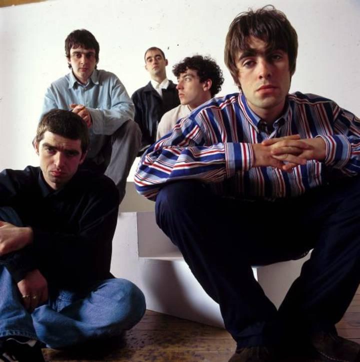 Oasis Tour Dates