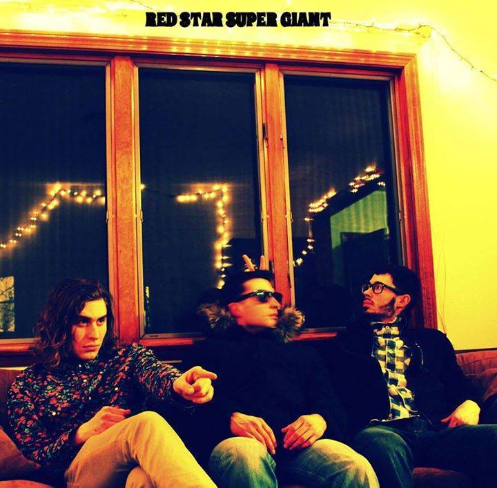 Red Star Super Giant Tour Dates