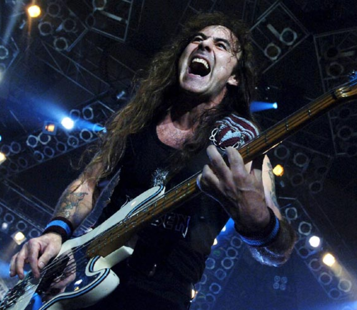 Steve Harris Tour Dates