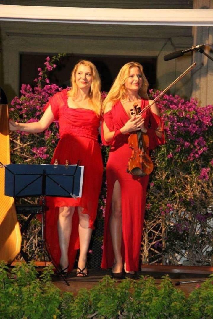 Intimamente Tango @ The Gambrinus  - Montecatini Terme, Italy