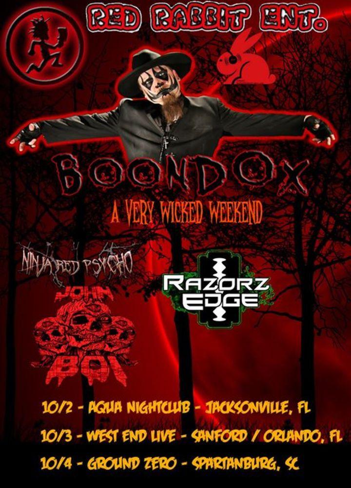 RAZORZ EDGE @ West End Live (W/ Jimmie's Chicken Shack) - Sanford, FL