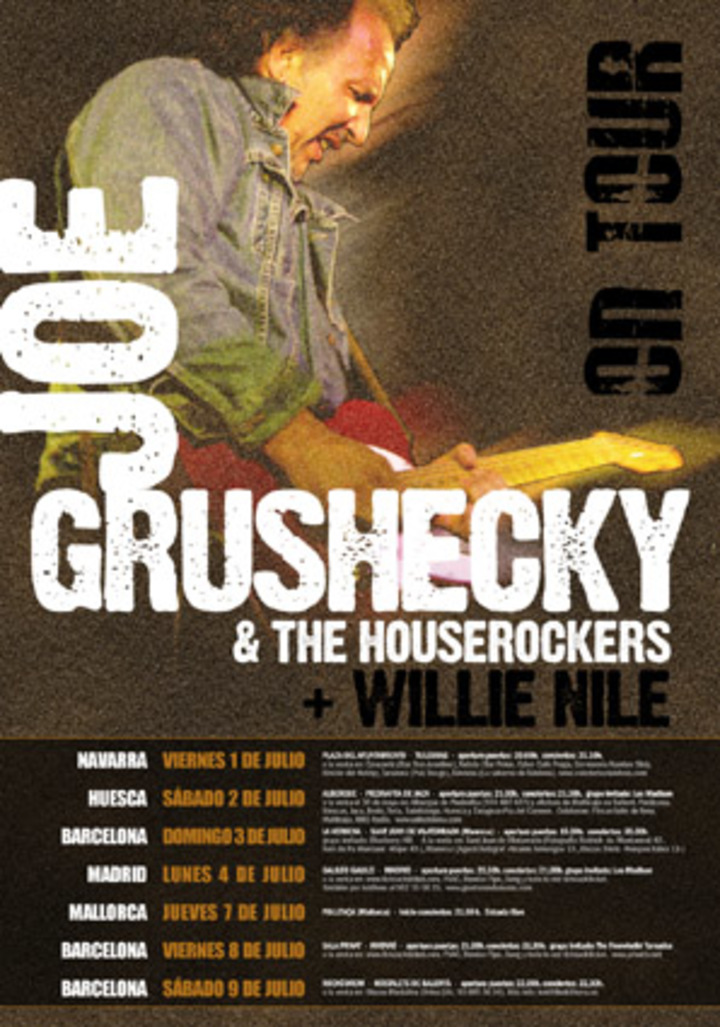 Joe Grushecky & The Houserockers @ Club Cafe - Pittsburgh, PA