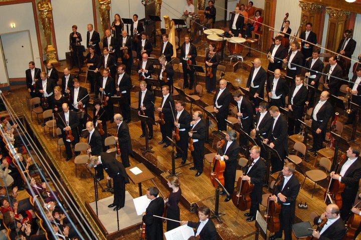 Wiener Symphoniker @ Wiener Konzerthaus - Vienna, Austria