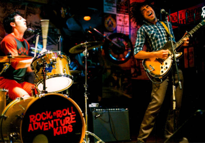 Rock N Roll Adventure Kids Tour Dates