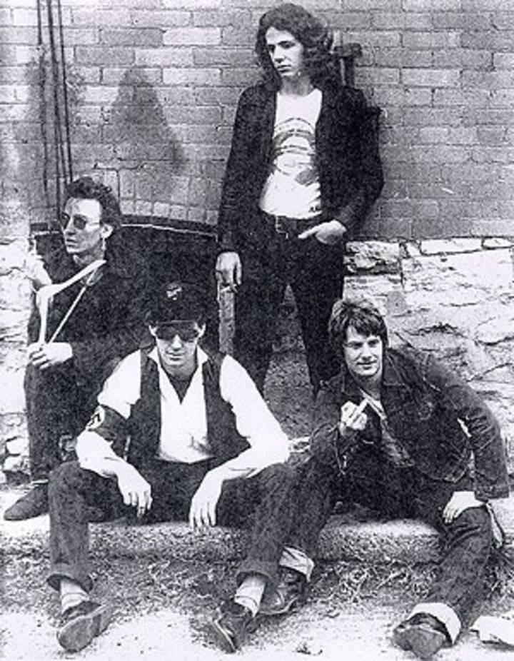 The Forgotten Rebels @ The Rockpile - Toronto, Canada