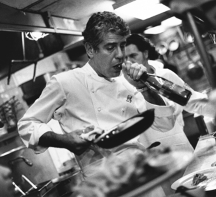 Anthony Bourdain Tour Dates