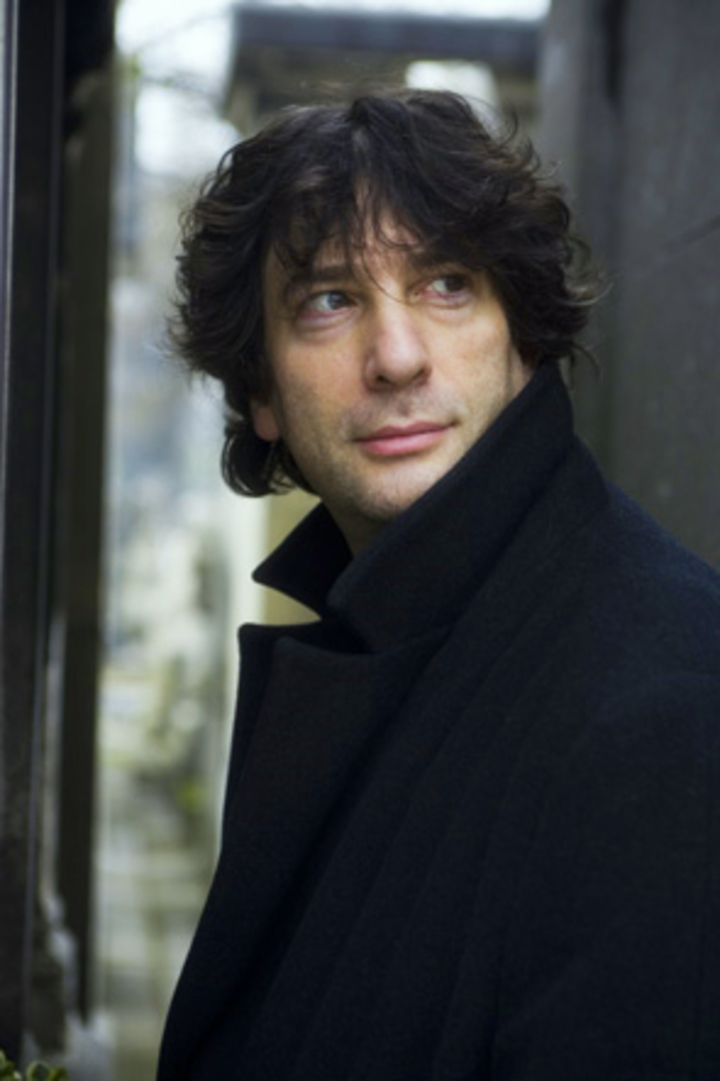 Neil Gaiman Tour Dates