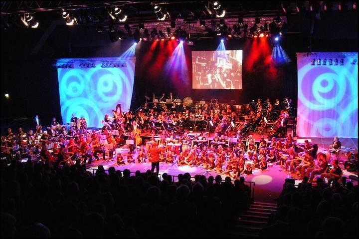 BBC Concert Orchestra @ Valley Performing Arts Center - Northridge, CA