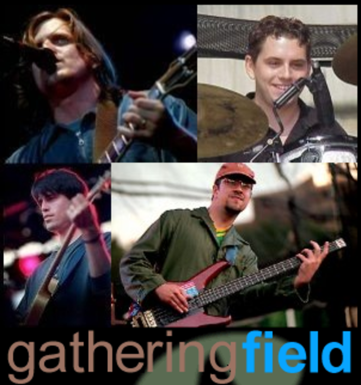 Gathering Field Tour Dates