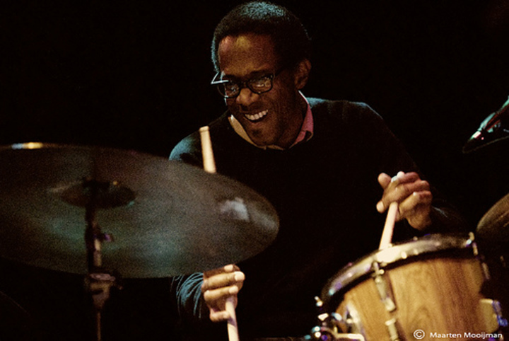 Brian Blade @ Scullers Club and Double Tree - Boston, MA