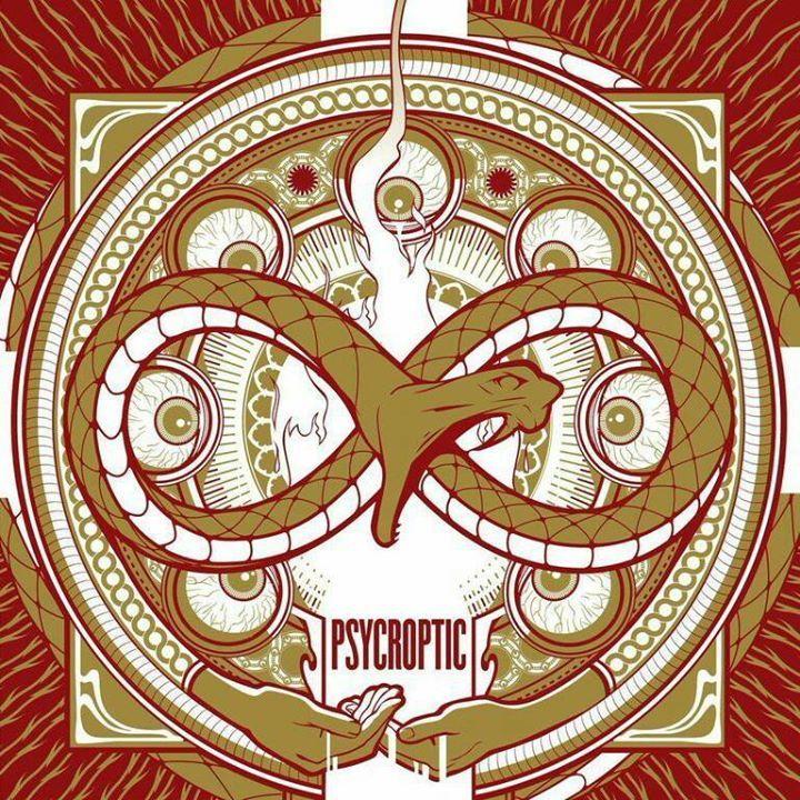 Psycroptic @ Rockfabrik - Ludwigsburg, Germany