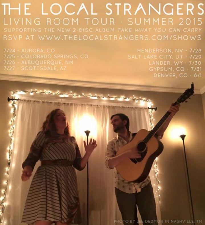 The Local Strangers @ Caffè Mela - Wenatchee, WA
