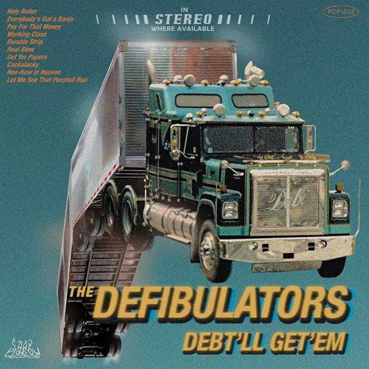 The Defibulators @ The Crepe Place - Santa Cruz, CA
