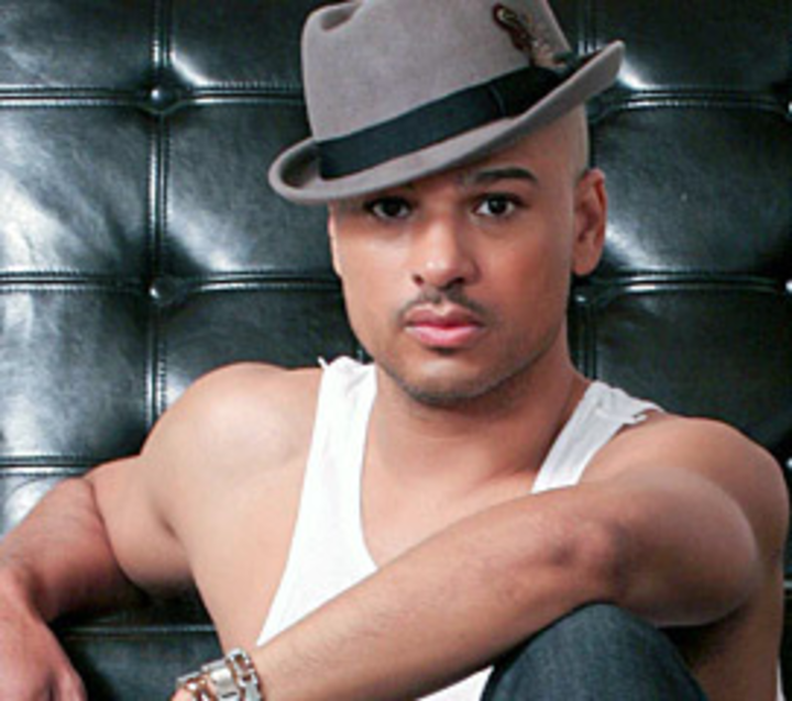Chico DeBarge Tour Dates