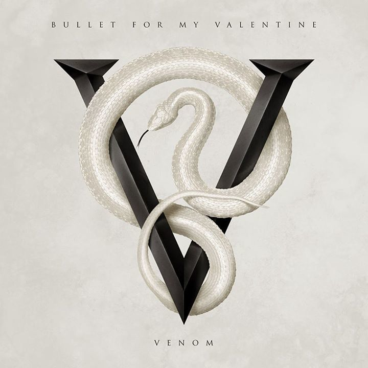 Bullet for My Valentine @ Great Hall 2 - Cardiff, United Kingdom