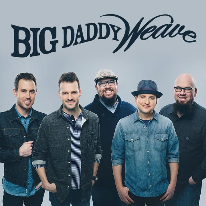 Big Daddy Weave @ Wellston High School - Wellston, OH