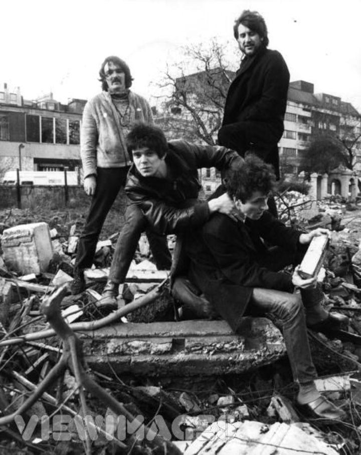 The Stranglers @ Roundhouse - London, United Kingdom