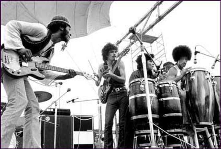 Santana @ Wembley Arena - London, United Kingdom