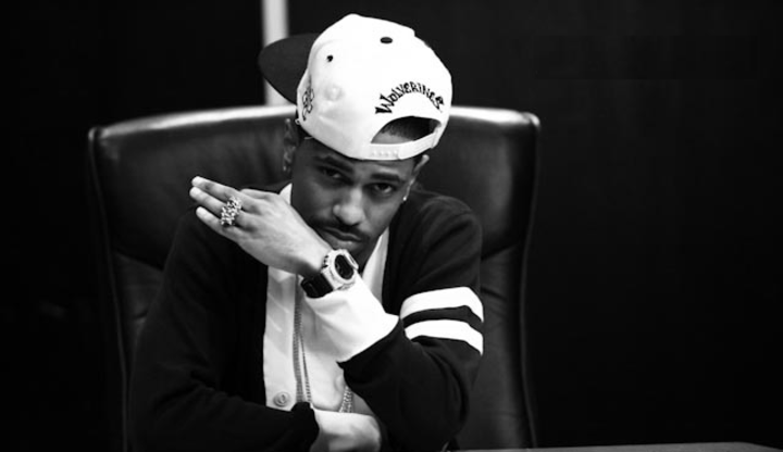 Big Sean @ Metro Radio Arena - Elswick, United Kingdom