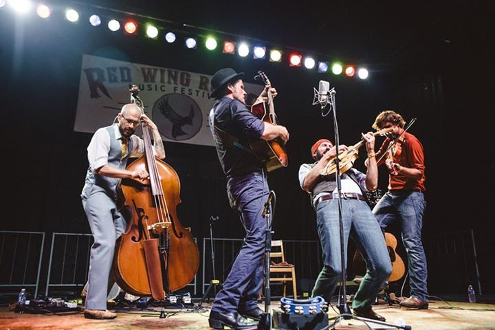 The Steel Wheels @ Wheatland Music Festival - Remus, MI