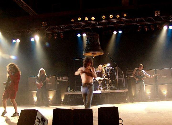 AC/DC Revival Band @ Alte Mälzerei Regensburg - Regensburg, Germany