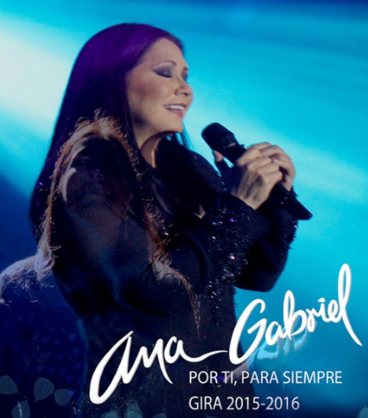 Ana Gabriel USA Tour Dates