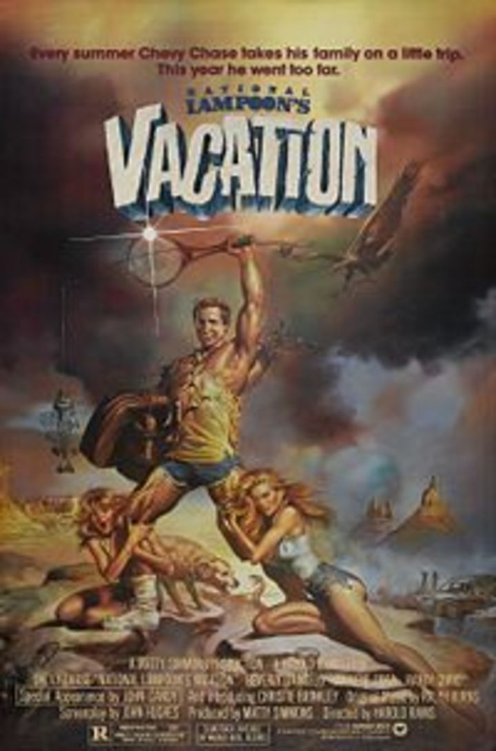 National Lampoon's Vacation @ Visalia Fox Theatre - Visalia, CA