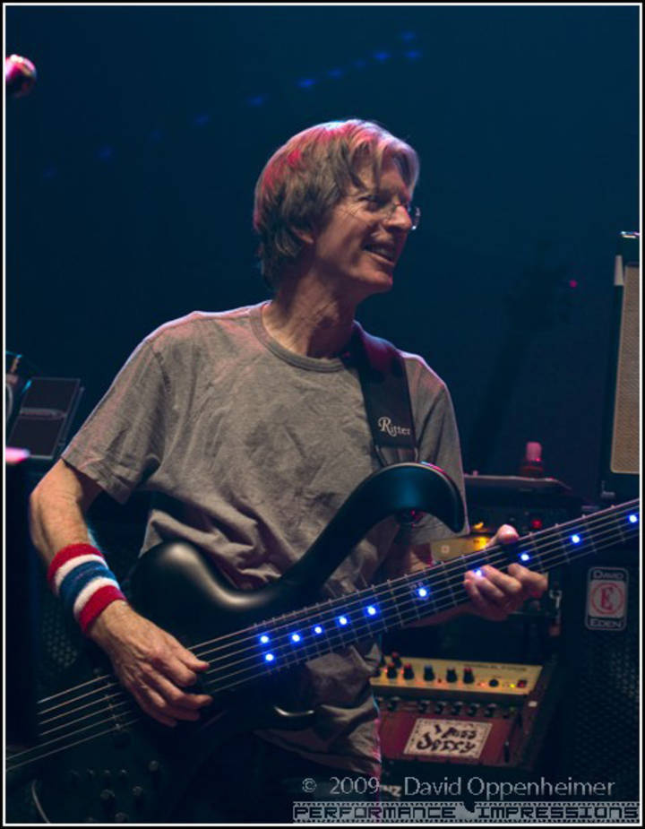 Phil Lesh & Friends @ Gathering of the Vibes - Bridgeport, CT